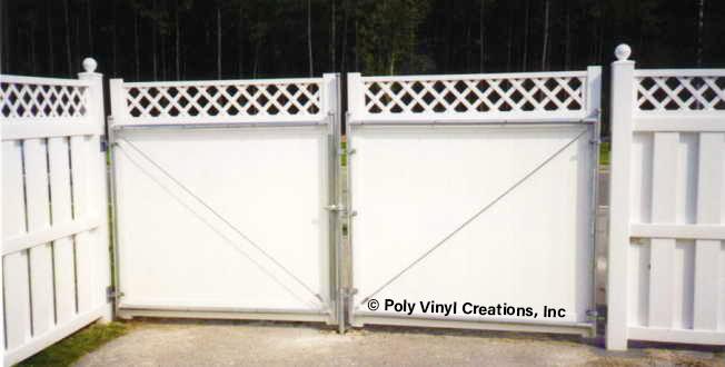 Florida Fence Distributors| Poly Vinyl Creations Wholesale Fence ...