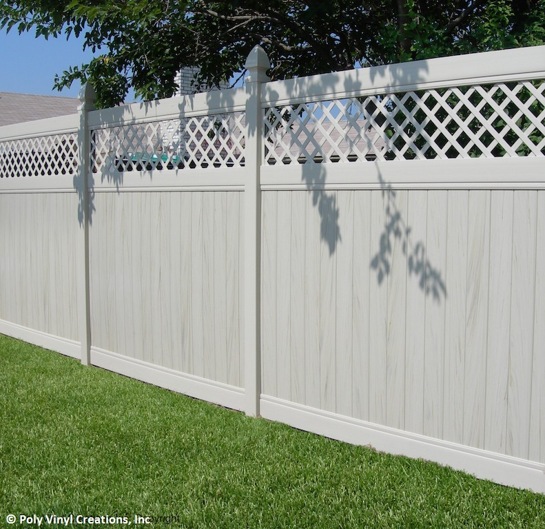 Florida Fence Distributors| Poly Vinyl Creations Wholesale Fence ...