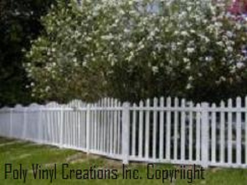 Florida Fence Distributors Poly Vinyl Creations Wholesale
